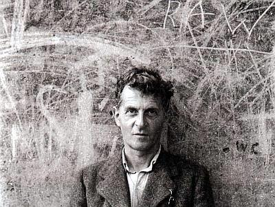 Ludwig Wittgenstein by Ben Richards